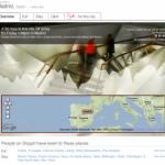 Dopplr building the social atlas